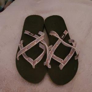 Teva Shoes - Teva Sandals/Flip Flops 8